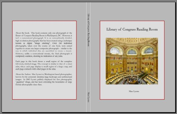 Cover of Library of Congress Reading Room book